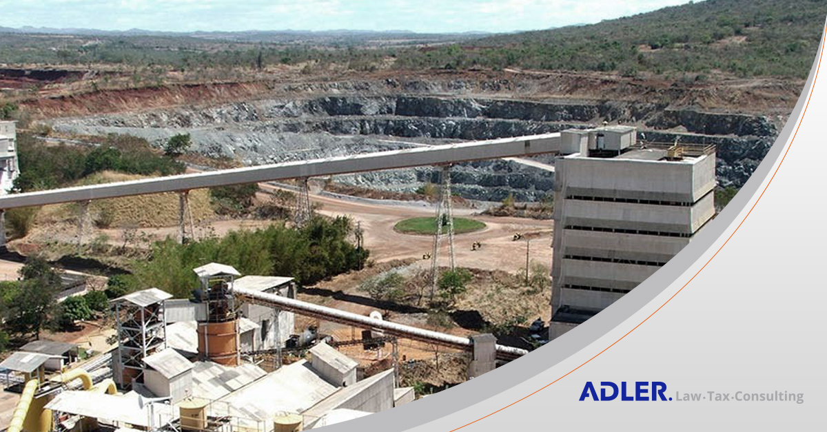 Sancionada Lei que garante a extração de amianto crisotila em Goiás